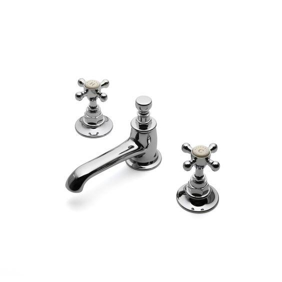 Master Bath Room 302   Highgate Cross Handle Lavatory Faucet   Fittings  amp  Faucets   Faucets. Master Bath Room 302   Highgate Cross Handle Lavatory Faucet