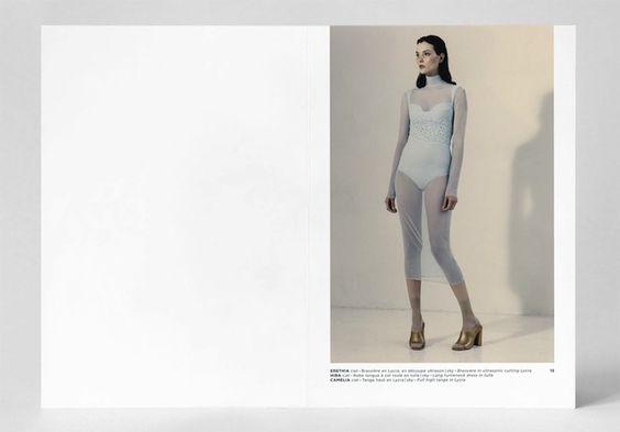 Twice: Lea Peckre X Maison Lejaby - Thisispaper Magazine