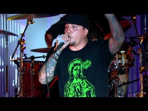 P.O.D. LIVE at The Whosoevers One Love for Chi Concert 2010