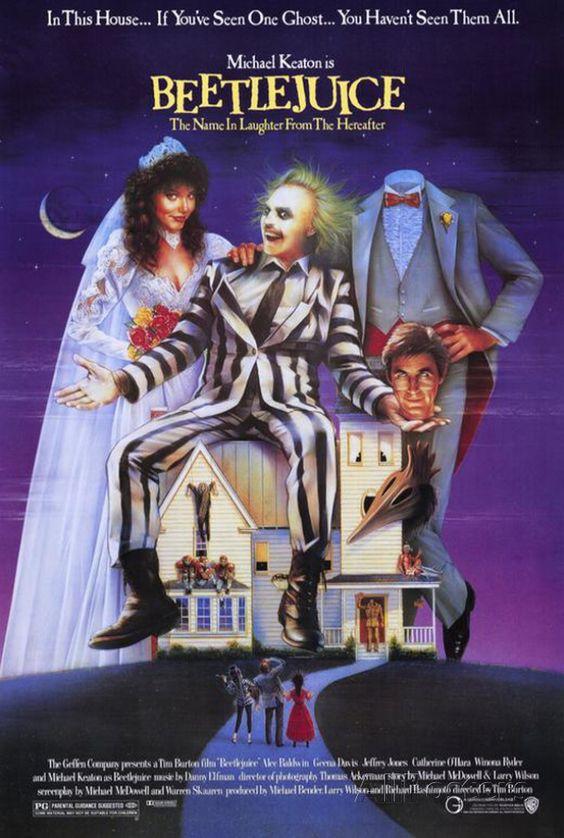 Фильмы 80-х: Битлджус
