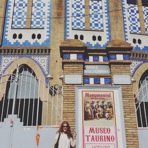 #barcelonagram #barcelona #city #ciudad #plazadetoros #diabetes #diabetesawareness #diabeteswalk #diabetica #diabeticos #diabetic #diabetics #type1d #type1 #type1diabetic #type1diabetes #travelworld #travel #traveller #traveling #travelgram #viajar by diabeticworldtraveler