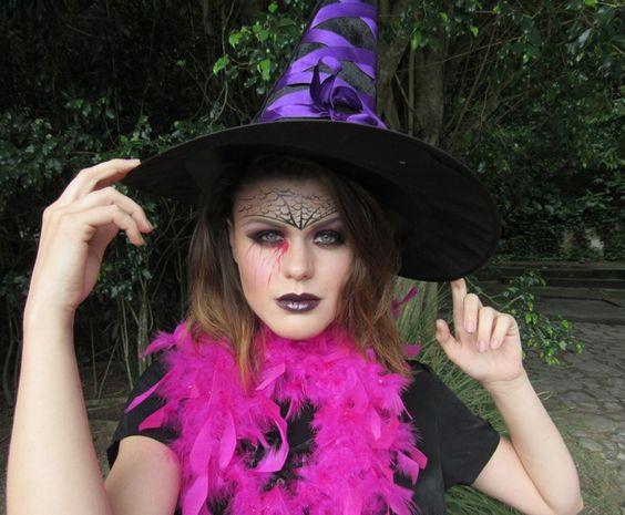 Tutorial mostra como fazer maquiagem para arrasar no Halloween