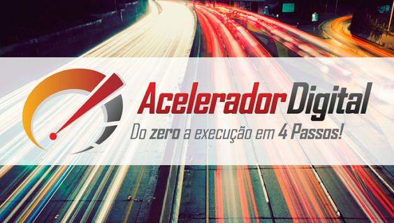 como vender produtos online: Acelerador Digital