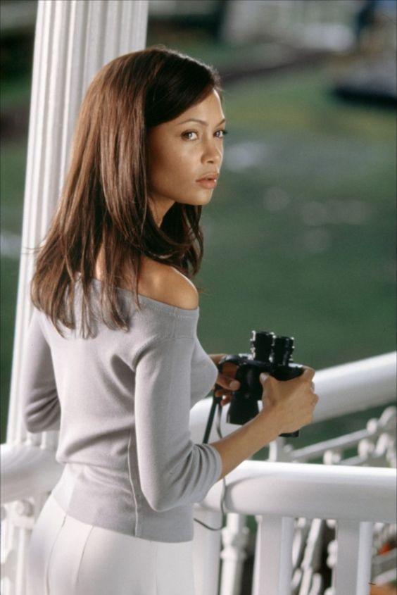 Thandie Newton - Mission Impossible 2 | Thandie Newton ...