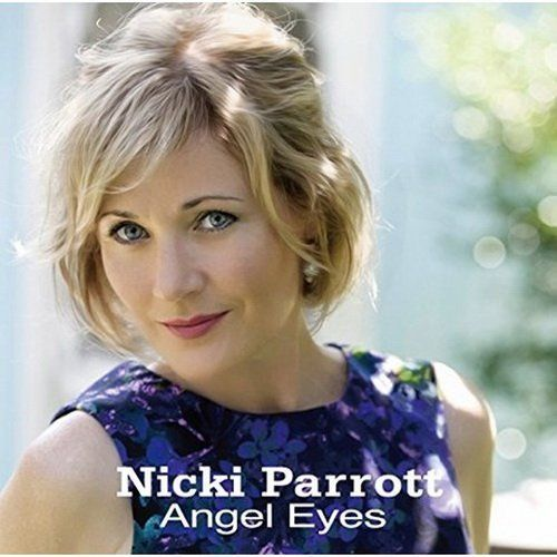 Nicki Parrott - Angel Eyes (2014)
