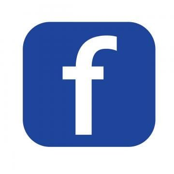 Facebook Icon Material De Imagem Png E Vetor Facebook Icons Logo Facebook Facebook Icon Png