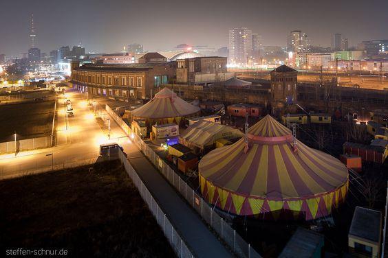 shake Ostbahnhof Zirkus