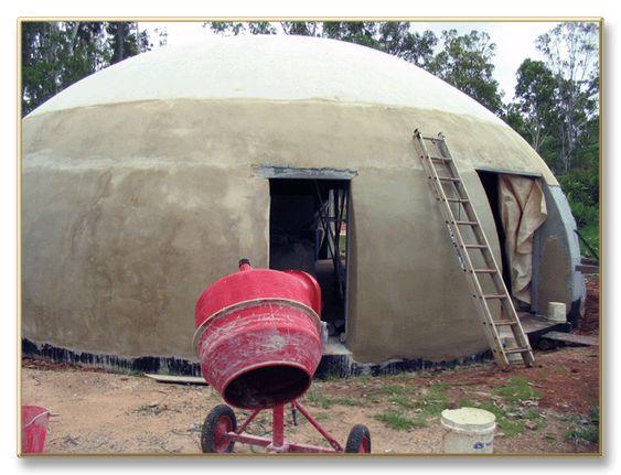 Car Fiberglass Dome Shelter : Hemp dome home gypsy life pinterest the o jays