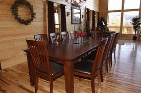Love the kitchen table!