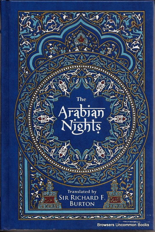 Who compiled a thousand and one arabian nights