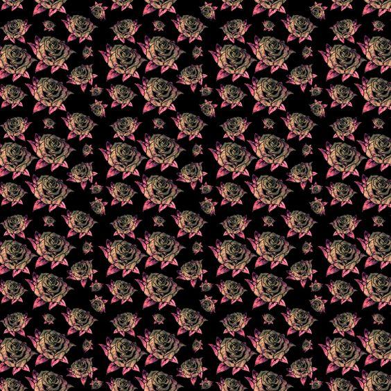 Be Diff - Estampas digitais | Dark Roses.jpg by May