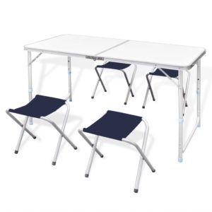 Folding Camping Table Aldi