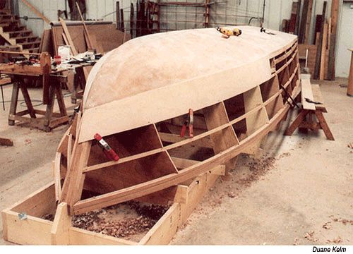 Bay Pilot 18 Wooden Boat Plans from Arch Davis Designs
