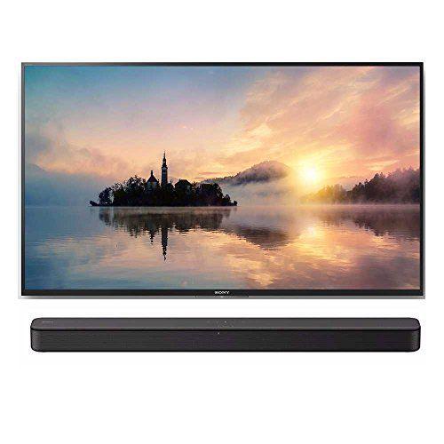 Sony Kd43x720e 43 Inch 4k Ultra Hd Smart Led Tv With Ht S100f