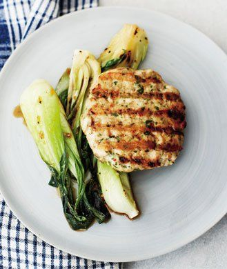 Try the actress's lightened-up, super-flavorful take on the summertime staple the next time you grill. - Shape.com