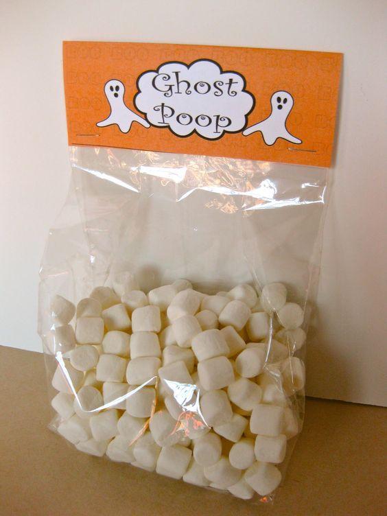 Ghost Poop