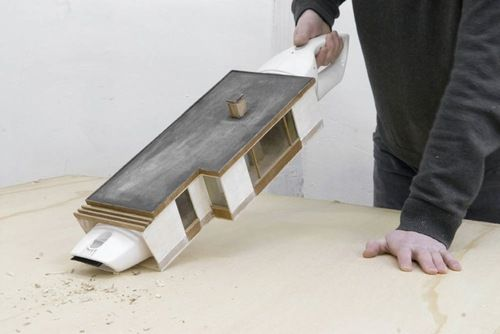 HAHAHAHA ...WaNt!  Made by Frank Halmans - #Hoover Buildings