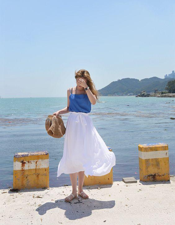 度假穿搭 | 旅行也要美哒哒!教你5招超有fu的【海岛风情穿搭LOOK】,让你做整条街最靚的女孩~