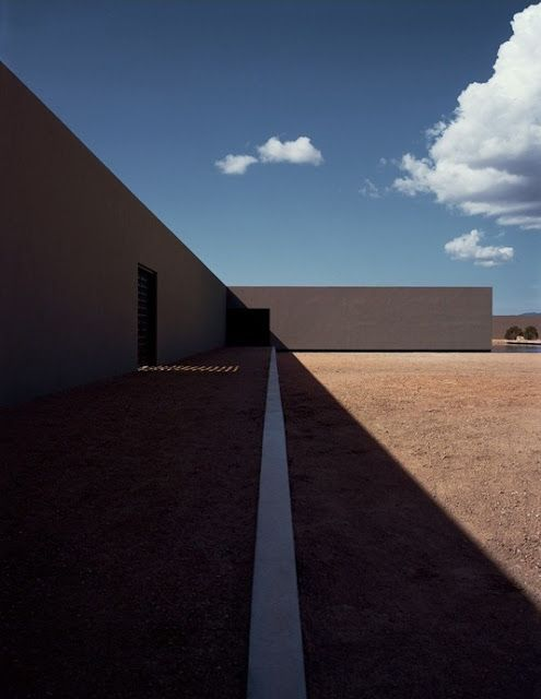 Tom Ford's Santa Fe Ranch, New Mexico by Tadao Ando