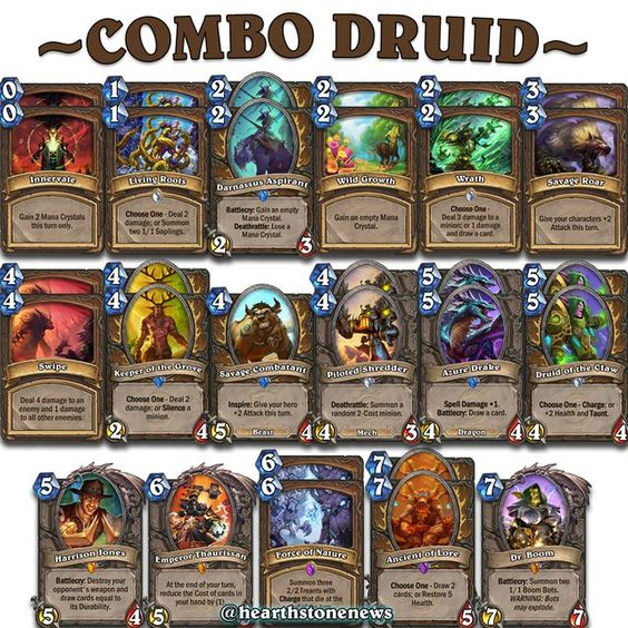how to build decks in hearthstone