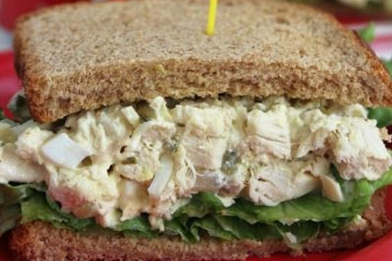 Chick-Fil-A makes awesome chicken salad sandwiches. Those sandwiches ...