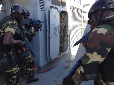 Fin à Douala de l'exercice militaire « Obangame » pour la sécurité maritime en Afrique – Le portail web du Cameroun