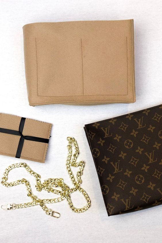 Turn Your Louis Vuitton Toiletry Pouch Into A Shoulder And