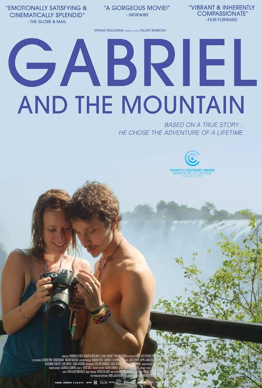 Gabriel And The Mountain See The Trailer Https Trailers Apple
