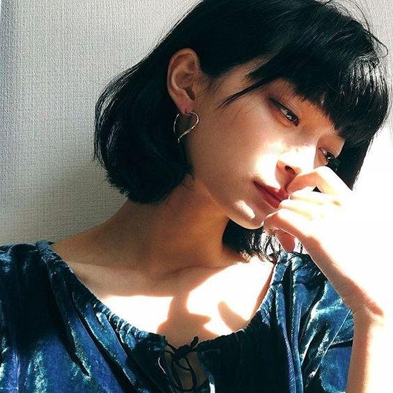 Tiffanyのオープンハートのフープピアスの田中真琴