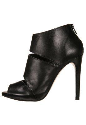 Low Boots Mai Piu Senza Bottines à talons hauts - nero noir: 120,00 € chez Zalando (au 04/03/15). Livraison et retours gratuits et service client gratuit au 0800 740 357.