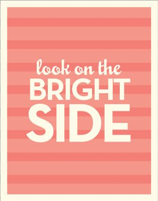 Look on the Bright Side. Poster