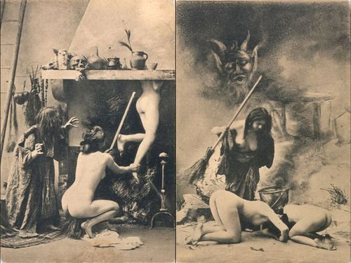 sabbat paris Witches in