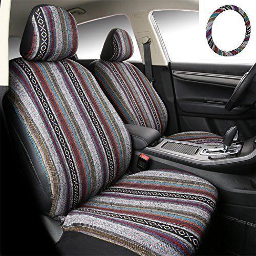 Shakar Universal Baja Car Seat Covers, Baja Car Seat Covers