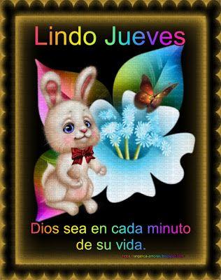 SUEÑOS DE AMOR Y MAGIA: Lindo jueves,Dios les bendiga.