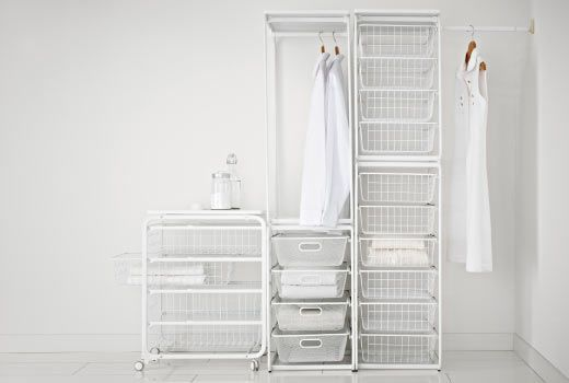 Ikea Wandregal Lack Schrauben ~ Ikea storage, Storage systems and Ikea on Pinterest