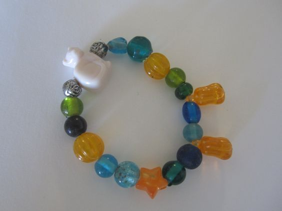 Cat-ness Ever-bead. $7.00, via Etsy.