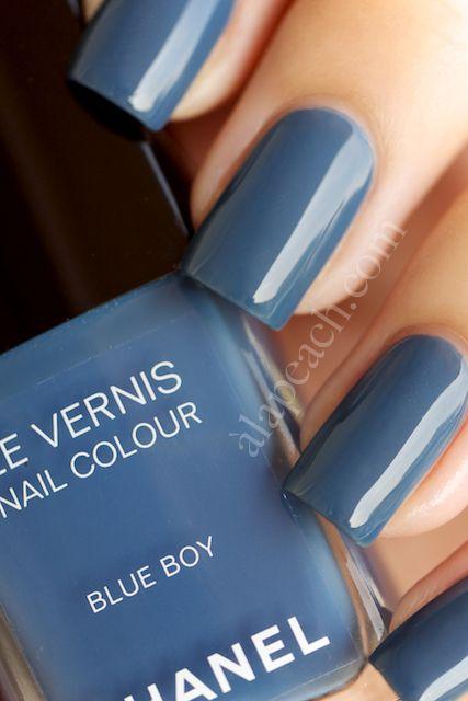 """Chanel """"Blue Boy"""""""