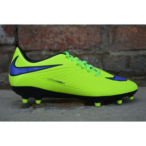 Nike JR Hypervenom Phelon FG  Model: 599062-758 None