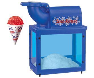 rent snow cone machine atlanta