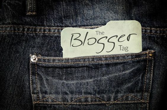 The Blogger Tag - Get To Know Me - The Mixed Bag: