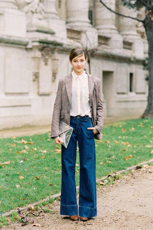 Vanessa Jackman: Paris Fashion Week AW 2012....Camille