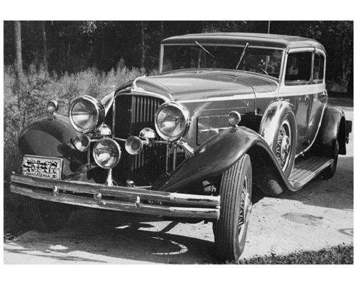 1932-Reo-Royale-Photograph-ca8535 | Retro cars, Rolls royce ...