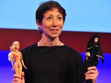 Pop Culture in the Arab World--check out what Barbie has been up to in Southwest Asia! (5 minute video)