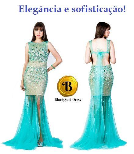 Acesse www.blacksuitdress.com.br e compre ou alugue seu vestido para todas as ocasiões! #vestidodefsta #aluguel #blacksuitdress #fashion #designer #modafesta #moda #coquetel #convidada #formatura #formanda #look #lookfesta #casamento #verde # vestido #elegancia #estilo #blacksuitdress