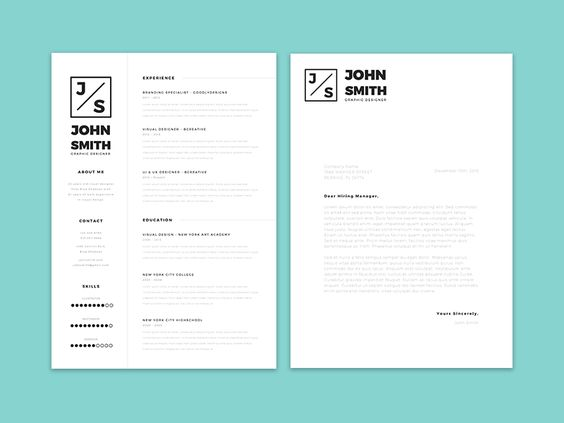 Typography, Dream job and Aesthetics on Pinterest - step by step resume