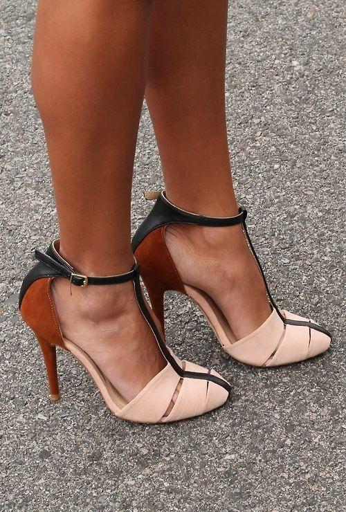 heels: