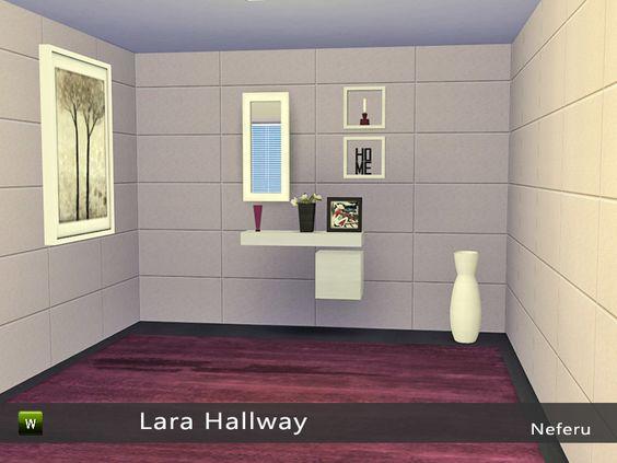 Neferu's Lara Hallway