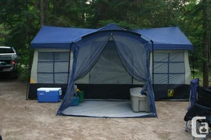 Cabin Tent Room Closet And Tent On Pinterest