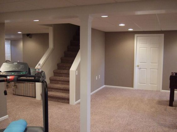Basement Walls Ideas Impressive Inspiration