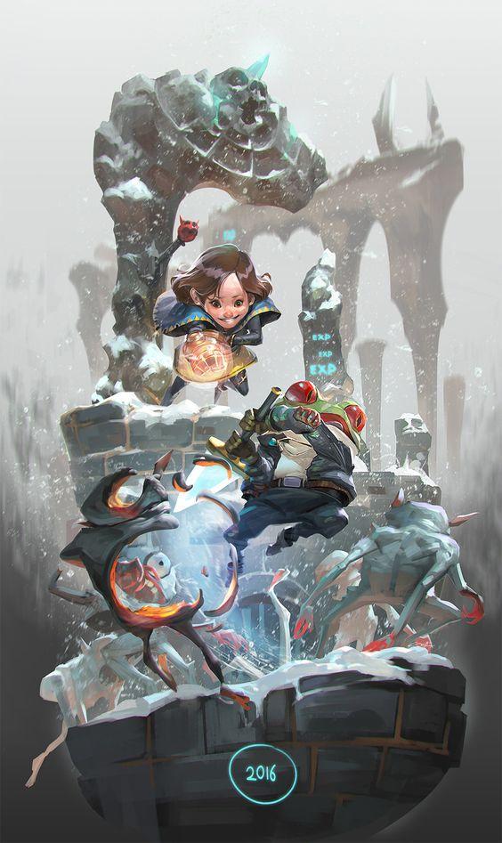 Next level, Rudy Siswanto on ArtStation at https://www.artstation.com/artwork/bBQdr